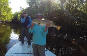Tidal Creek Redfish