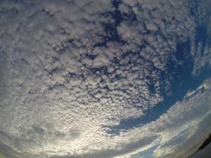 The Inspiring Florida Sky