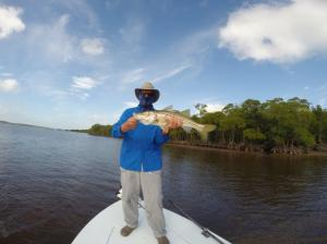 Keeper Snook