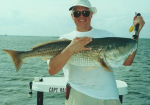 Easter Sunday Redfish