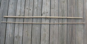 The Old Reliable Cane Pole
