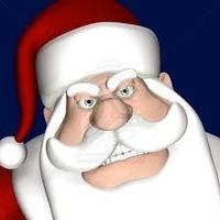Santa Can Be Cranky